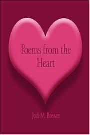 Cover of: Poems from the Heart | Jodi M. Brewer