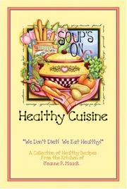 Cover of: Healthy Cuisine | Jeanne P. Maack