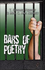 Cover of: Bars of Poetry | T. Edward Kenney