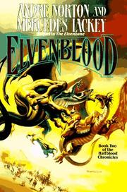 Cover of: Elvenblood