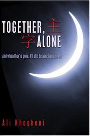 Cover of: Together, Alone | Ali Khaghani