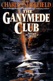 Cover of: The Ganymede Club