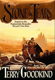 Cover of: Stone of tears