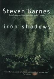 Cover of: Iron shadows