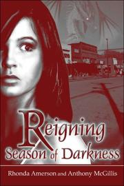 Cover of: Reigning Season of Darkness | Rhonda Amerson