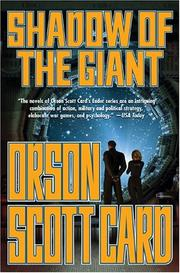 Cover of: Shadow of the Giant