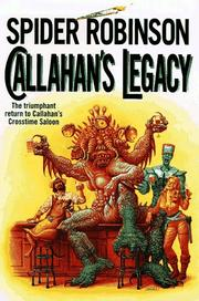Cover of: Callahan's legacy