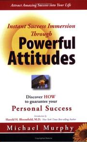 Cover of: Powerful Attitudes