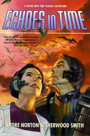 Cover of: Echoes in Time | Andre Norton