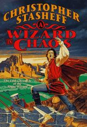 Cover of: A wizard in chaos