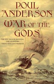Cover of: War of the Gods
