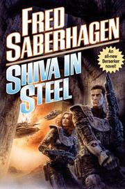 Cover of: Shiva in Steel