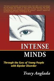Cover of: Intense Minds | Tracy, Anglada