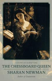The chessboard queen by Sharan Newman