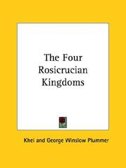 Cover of: The Four Rosicrucian Kingdoms | Khei