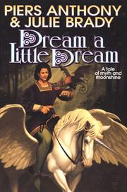 Cover of: Dream a little dream | Piers Anthony