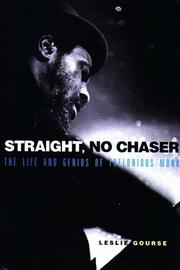 Cover of: Straight, no chaser | Leslie Gourse