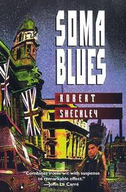Cover of: Soma Blues (Alternative Detective)