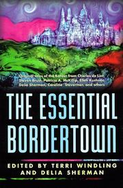 Cover of: The essential Bordertown