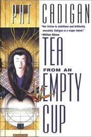 Cover of: Tea from an empty cup