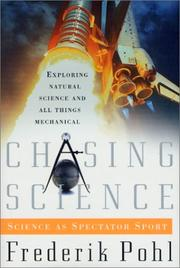 Cover of: Chasing science: science as spectator sport