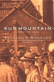 Cover of: Sun Mountain: a Comstock novel