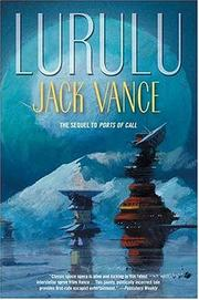 Cover of: Lurulu | Jack Vance