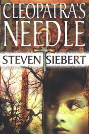 Cover of: Cleopatra's needle by Steven Siebert