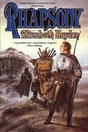 Cover of: Rhapsody: Child of Blood