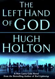 Cover of: The left hand of God