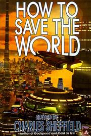 Cover of: How to save the world