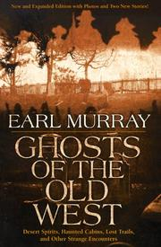 Cover of: Ghosts of the old West