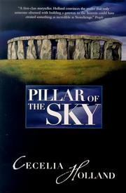 Cover of: Pillar of the sky