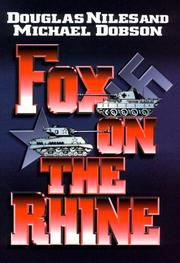 Cover of: Fox on the Rhine | Douglas Niles