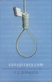 Cover of: Conspiracy.Com: A Novel