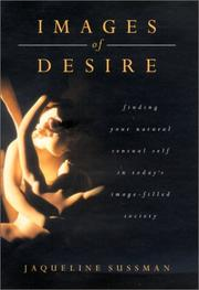 Cover of: Images of Desire | Jaqueline Lapa Sussman