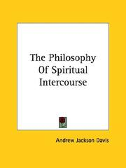 Cover of: The philosophy of spiritual intercourse