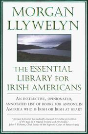 Cover of: The essential library for Irish Americans