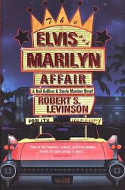 Cover of: The Elvis and Marilyn affair