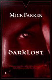 Cover of: Darklost