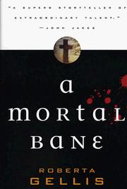 Cover of: A Mortal Bane