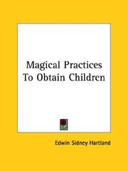 Cover of: Magical Practices To Obtain Children
