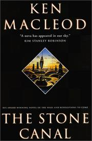 Cover of: The Stone Canal: A Novel (Fall Revolution)