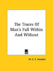 Cover of: The Traces Of Man