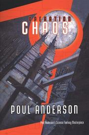 Cover of: Operation Chaos