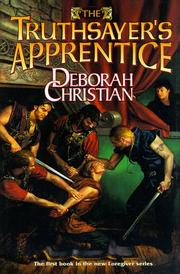 Cover of: The truthsayer's apprentice