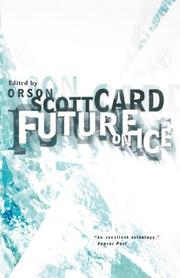 Cover of: Future On Ice (Future on Fire) | Orson Scott Card