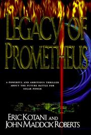 Cover of: Legacy of Prometheus