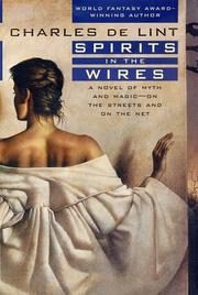Cover of: Spirits in the wires