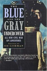 Cover of: The Blue and the Gray Undercover